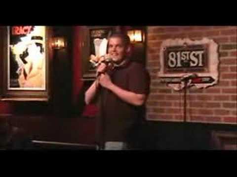 Denis McDonough - ComicStrip Live NYC