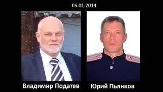 Фото Податев и Пьянков  05 01 2014 (Запись ФСБ из уголовного дела по 282 ст.)