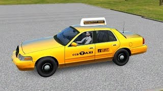 City Car Driving... The New York Taxi Simulator ;) w/ Commentary & Track IR