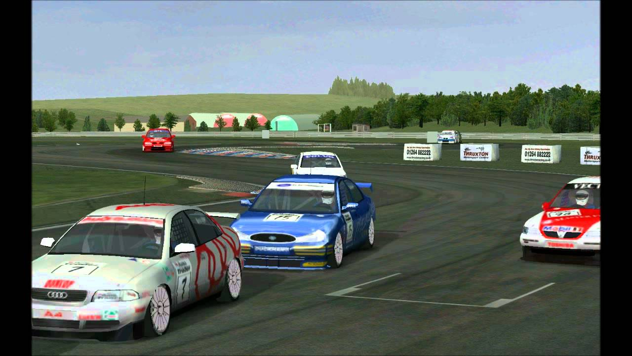 Rfactor  Touring Cars