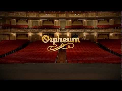 The Orpheum Theatre Story in 90 Seconds