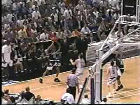 03/20/1994 NCAA SE Regional 2nd Round:  #6 Marquette Warriors vs.  #3 Kentucky Wildcats