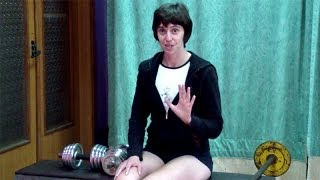 Силовые упражнения для женщин(Канал Елены на YouTube - https://www.youtube.com/user/HelenHobbies Комплексы упражнений для женщин: ..., 2014-06-06T11:22:59.000Z)