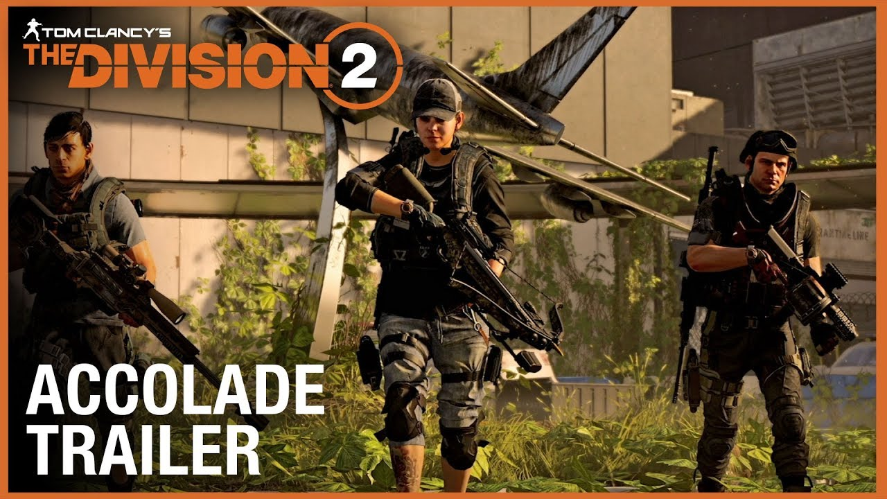 The Division 2 end game playing guide and tips