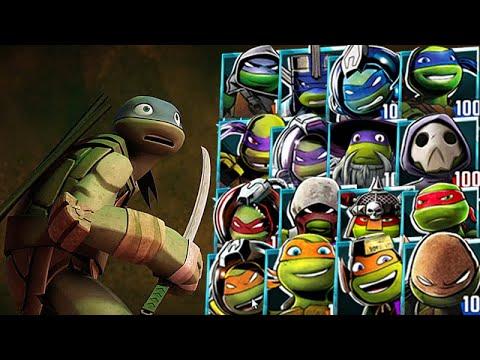 Shredder BOSS Best Battles  - Teenage Mutant Ninja Turtles Legends
