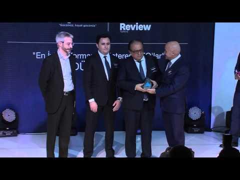 Türkiye'nin en iyi performans gösteren CEO'ları belirlendi