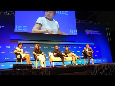 Raising funds in Asia Pacific Part 1 | RISE Conference 2017