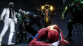 SPIDER MAN PS4 || Gameplay  ||Asia
