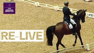 Herning | RE-LIVE | FEI Dressage World Cup™ 2019 | Grand Prix