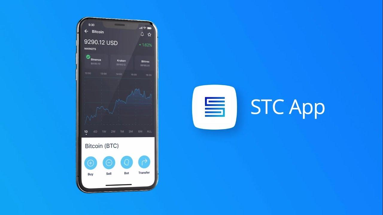 Smart Trade Coin App