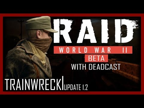 The Most Payday-like Mission | Update 1.2 | Part 5 | (Raid: World War 2) |
