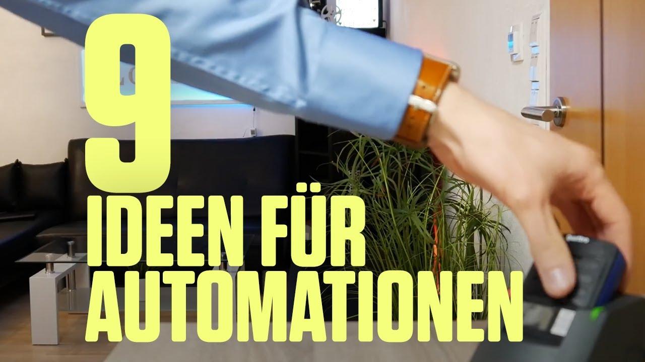 Eure Smarthome-Automationen: Menschen, Tiere, Automationen #2