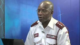 XFOR Security Solutions Kenya interviewed by K24, Part 1