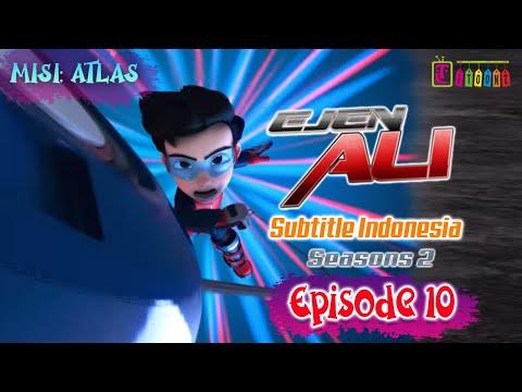 EJEN ALI SEASON 2 | MISI: ATLAS