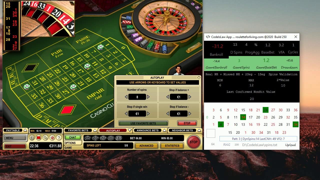 Codeislaw App Casinoclub 7 Real Money Play Online Roulette