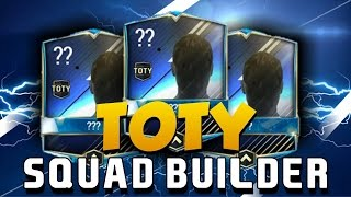 FIFA Mobile TOTY Squadbuilder!!! 98 MESSI, 97 RAMOS & MORE!! (ft. Some Packs!) | FIFA Mobile 17