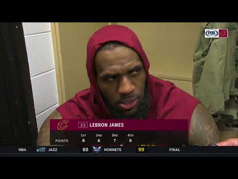 LeBron James on his history with Lance Stephenson after the Cavs