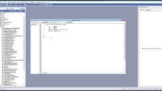 Bölüm X++ ile Makro Oluşturma MS Dynamics AX 2012 Geliştirme Eğitim Videosu: - I