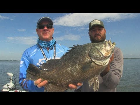 FOX Sports Outdoors SouthEAST #30 - 2018 Savannah Georgia Tripletail Fishing