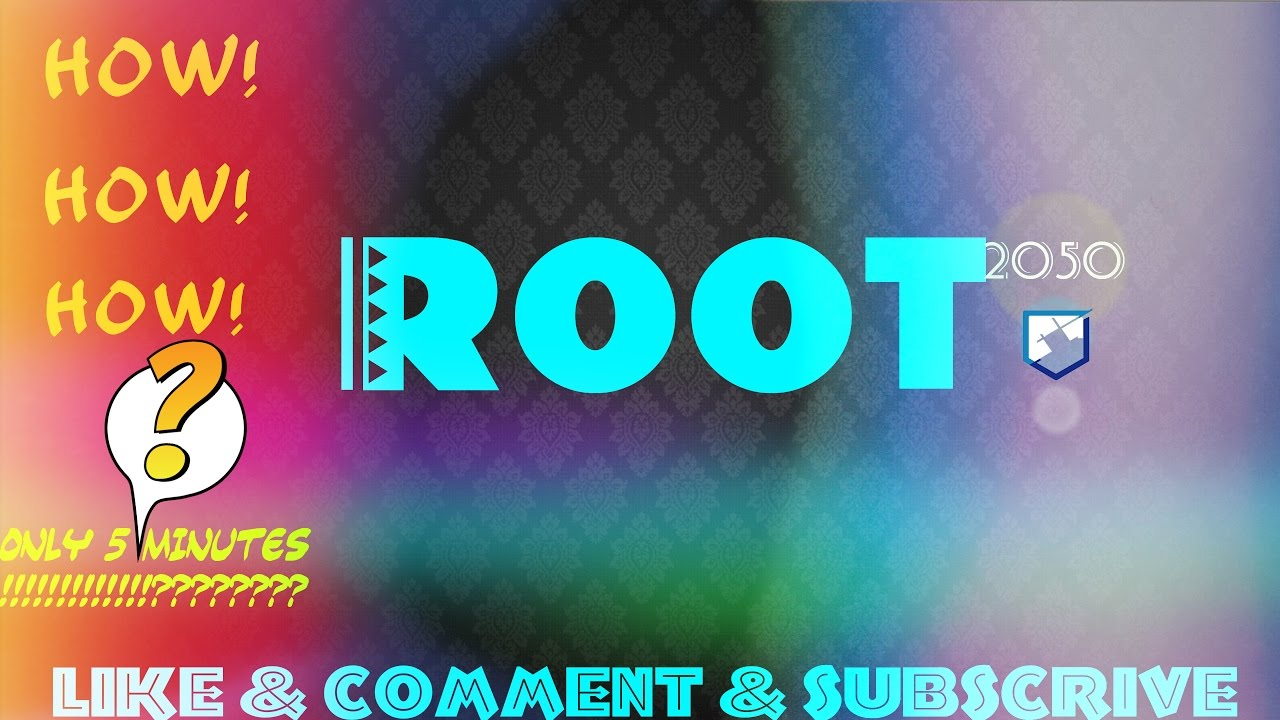 How to Root? Any Android Device 2016