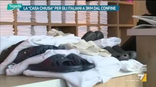 La 'casa chiusa' per gli italiani a 3 km dal confine