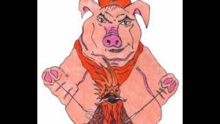 Howard Hughes Blues Pig With The Face Of A Boy