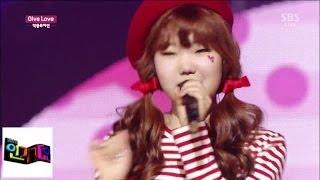 Download [악동뮤지션] - Give Love@인기가요 Inkigayo 140518