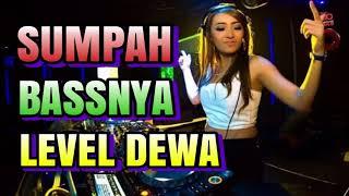 BASSNYA LEVEL DEWA - DJ FEBRY SLOW PALING ENAK BUAT DIMOBIL
