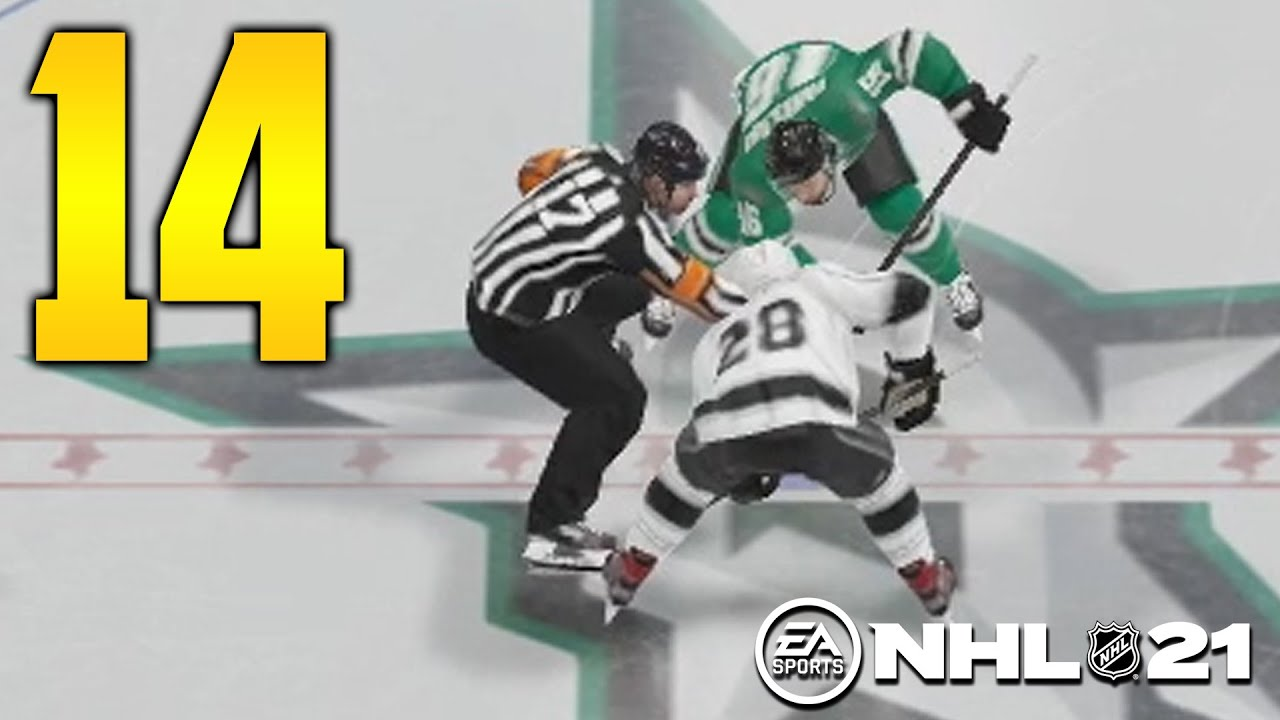 "NHL 21 - Part 14 ""I'M GUNNA BE NASTY"" (Let's Play)"