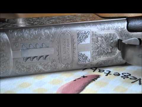 Miroku MK70 sport shotgun view slideshow grade 3 pictures