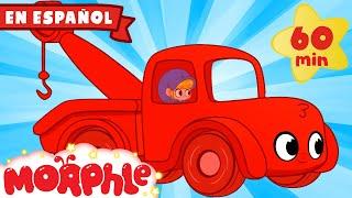 Morphle en Español   Mi grúa mágica Morphle   Caricaturas para Niños   Caricaturas en Español