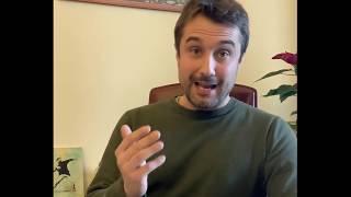 🔴 EMERGENZA SANITARIA CORONAVIRUS: videomessaggio di Lorenzo Falchi