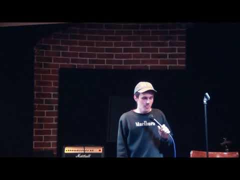 Александр Долгополов рассказывает короткие шутки