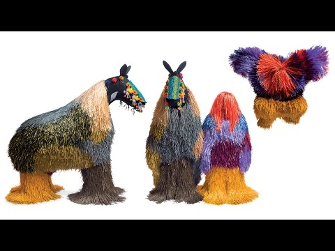 Contemporary Art: United States / Nick Cave introduces 'HEARD•Brisbane'