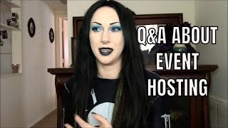 Q&A About Event Hosting Part 2
