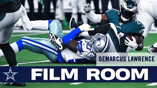 Film Room: DeMarcus Lawrence's Power & Speed | Dallas Cowboys 2019
