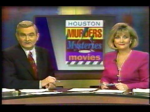 13 Eyewitness News Segment: Houston Murders Mysteries & Movies
