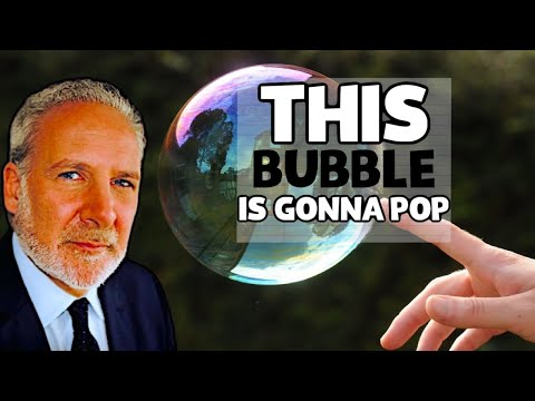 Why the Air Is About to Come Out of America's Bubble Economy – Peter Schiff
