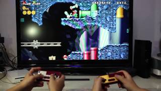 Play Wii with FC30 GamePad