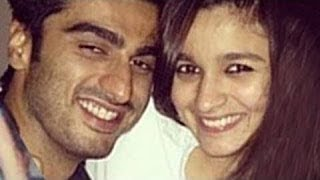 Highway Girl Aliya Bhatt Dating Arjun Kapoor