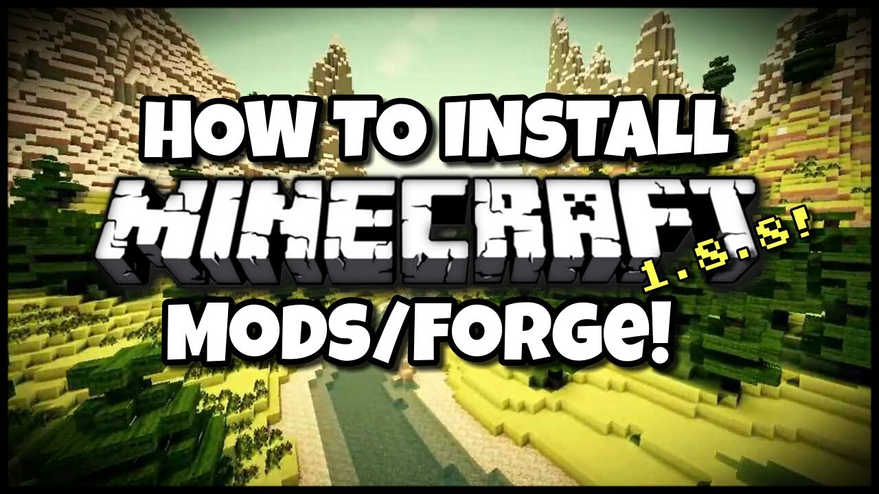 how to get mods to work with forge