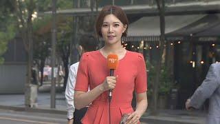 [날씨] 중부 소나기·남부 장맛비…서울 28℃·대구 25℃ / 연합뉴스TV (YonhapnewsTV)