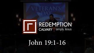 John 19:1-16 - Redemption Calvary