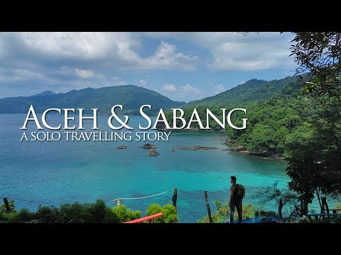 Aceh & Sabang - A solo travelling story