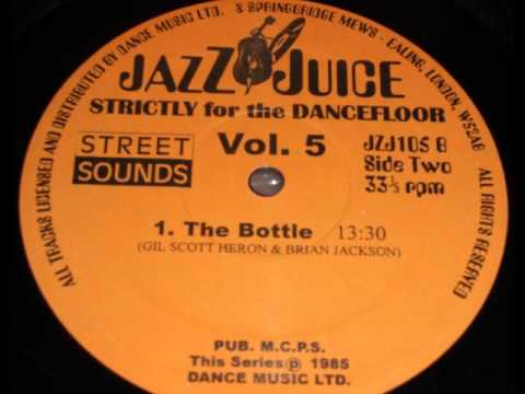 Gil Scott Heron & Brian Jackson - The Bottle 13:30 Version
