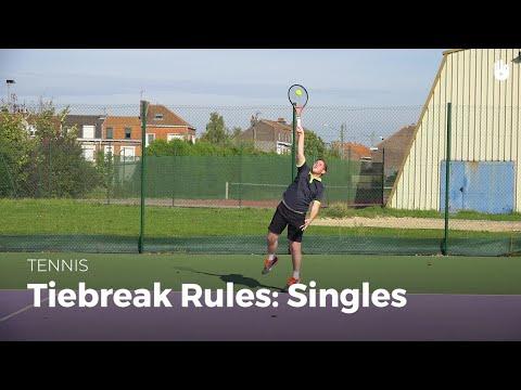 Rules: Tiebreaker | Tennis