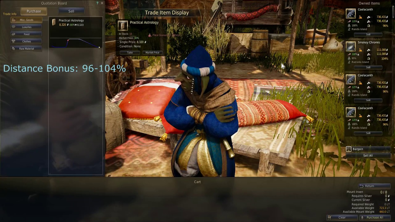 Black Desert Online - Guide to Fishing (AFK and active)