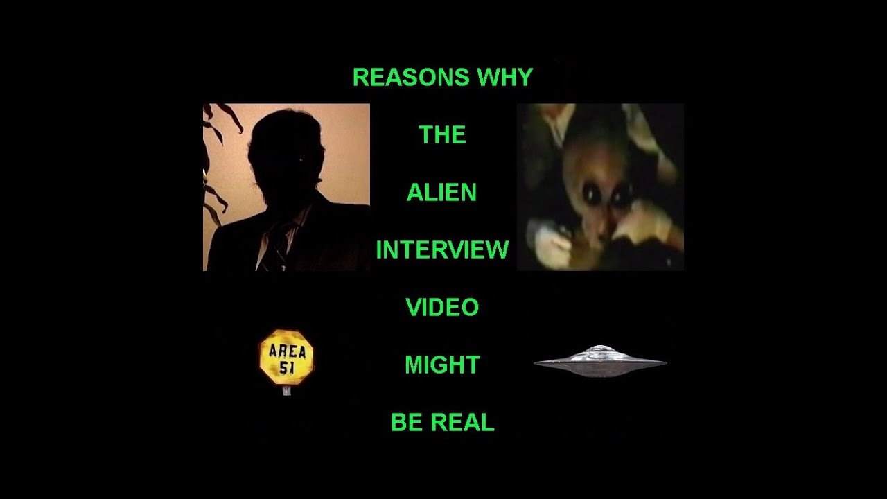 interview with an extraterrestrial essay