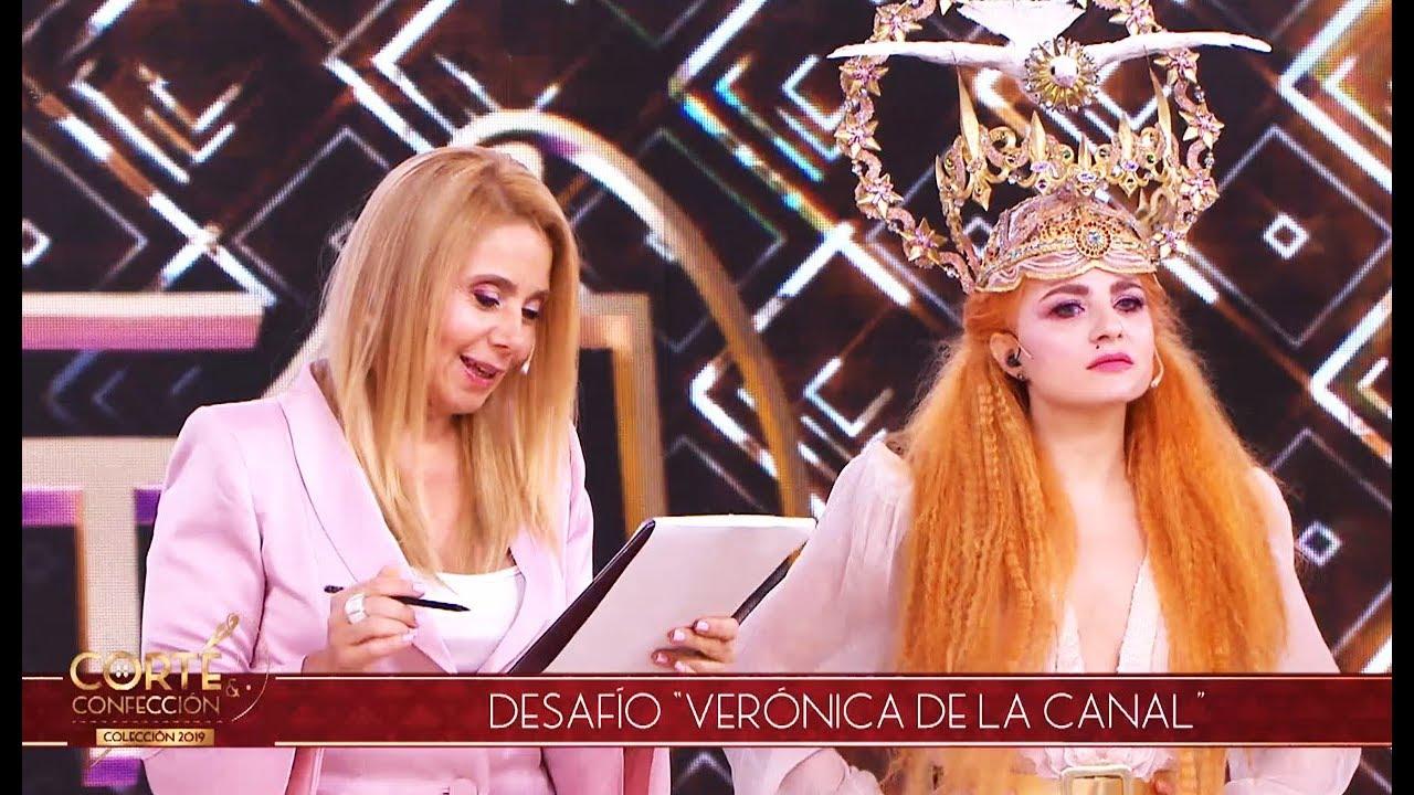 Corte Y Confeccion Programa 13 02 19 Desafio Natalia Oreiro Youtube