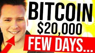 BITCOIN $20K IMMINENT?! 🎯 Fastest Bull Market in History... $LINK Coinbase, Sybil vs Eclipse Attack